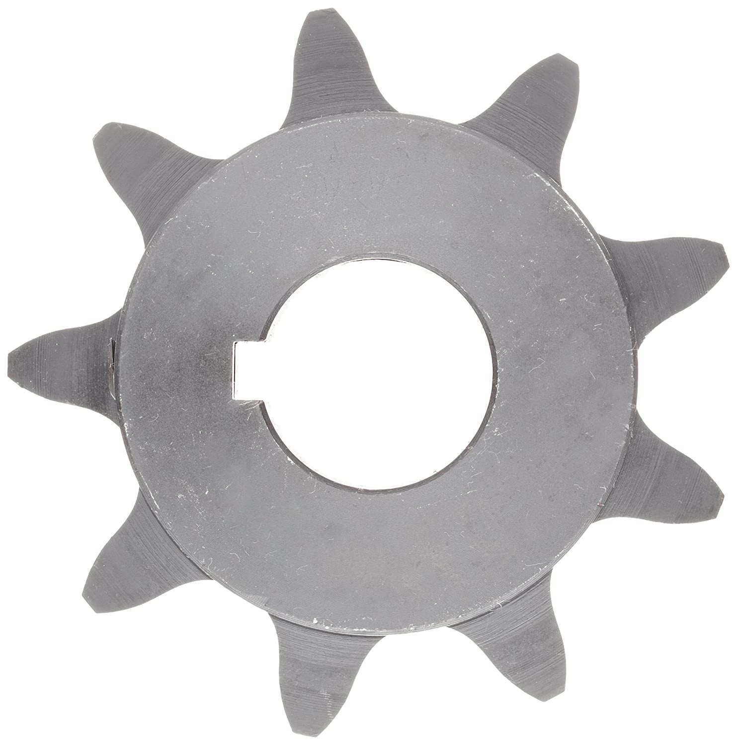 Single Strand 30 Teeth Tsubaki 80B30F-2G Finished Bore Sprocket #80 ANSI No. 2-7//16 Bore 1 Pitch 2-7//16 Bore 1 Pitch Inch