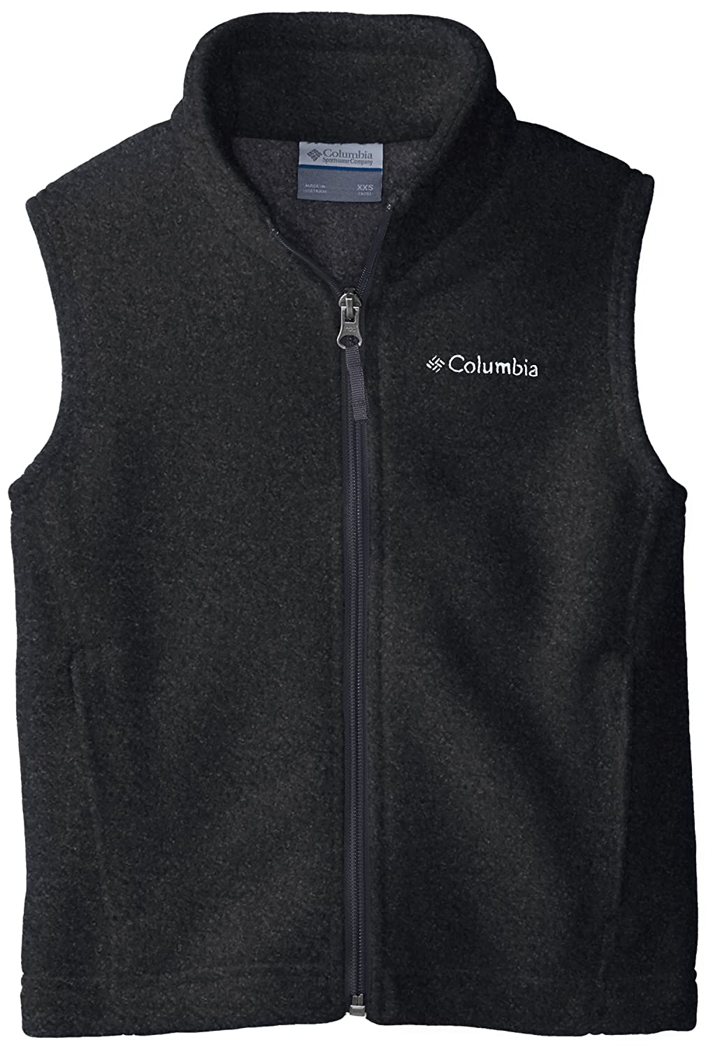 Columbia Boys' Steens Mountain Fleece Vest