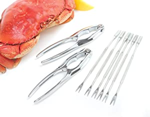 Norpro 8-Peice Seafood Set, 1 EA, as shown