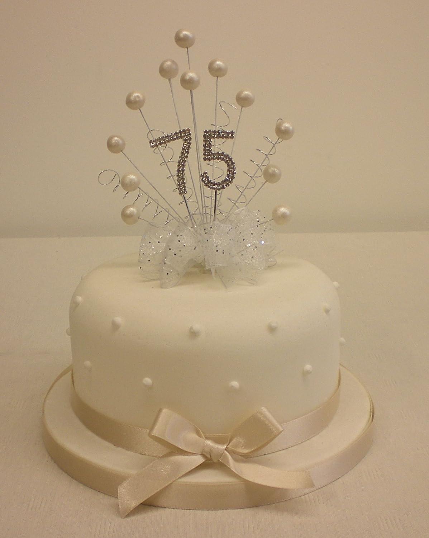 christmas SILVER snowflake CAKE PICK TOPPER DECORATION DIAMANTE disney frozen