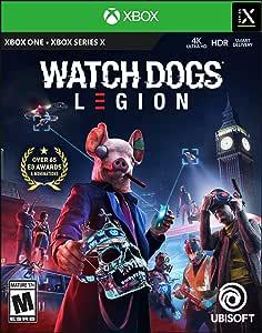 Watch Dogs Legion - Xbox One Standard Edition