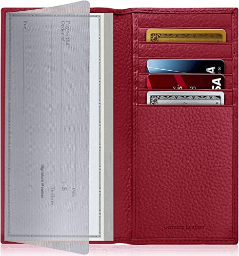 Japanese coated fabric chequebook case red wine and gold leesJapanese chequebook protector for high heel chequebookfor men women