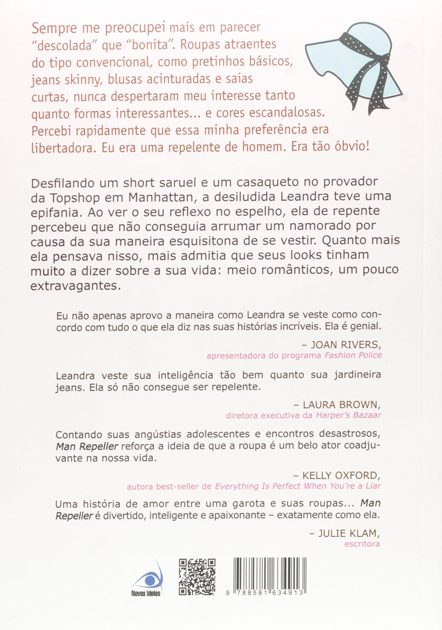 Man Repeller (Em Portuguese do Brasil): Amazon.es: Leandra Medine: Libros