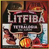 Tetralogia Degli Elementi Live (4cd+DVD)