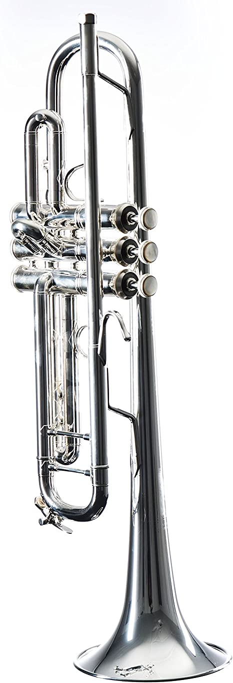 Bachmann 180s de 43 Stratocaster Stradivarius trompeta: Amazon.es: Instrumentos musicales