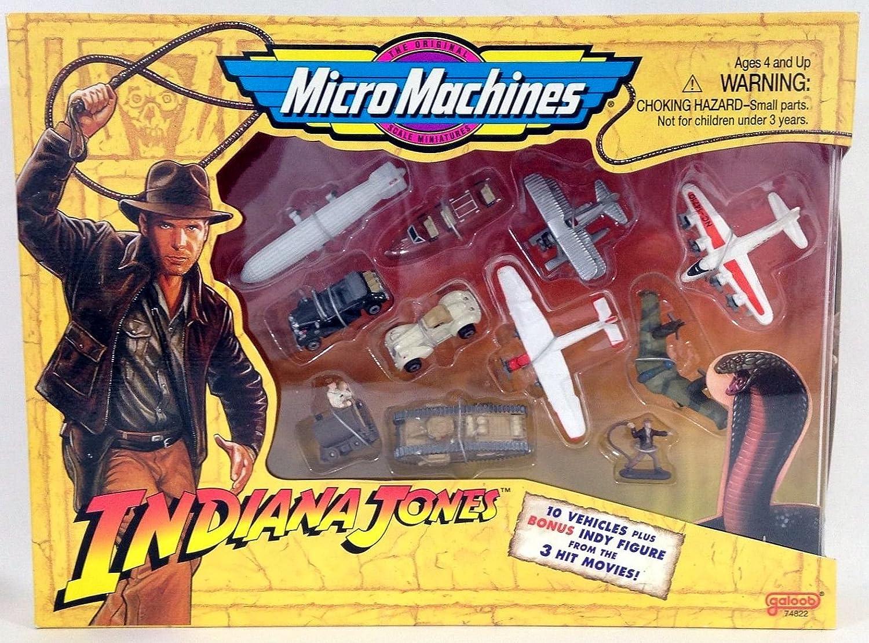 Micro Machines Indiana Jones Jones Jones Box Set by Micro Machines 283f0c