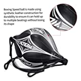 KUYOU Double End Ball with Pump Boxing Ball Speed