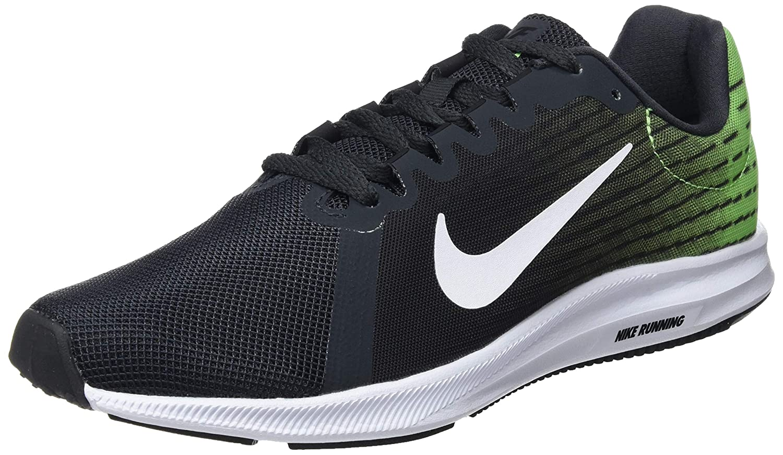 Nike Downshifter 8, Scarpe Running Uomo MultiColoreeee (Anthracite bianca Lime Blast nero 013)   Acquisti online    Scolaro/Ragazze Scarpa