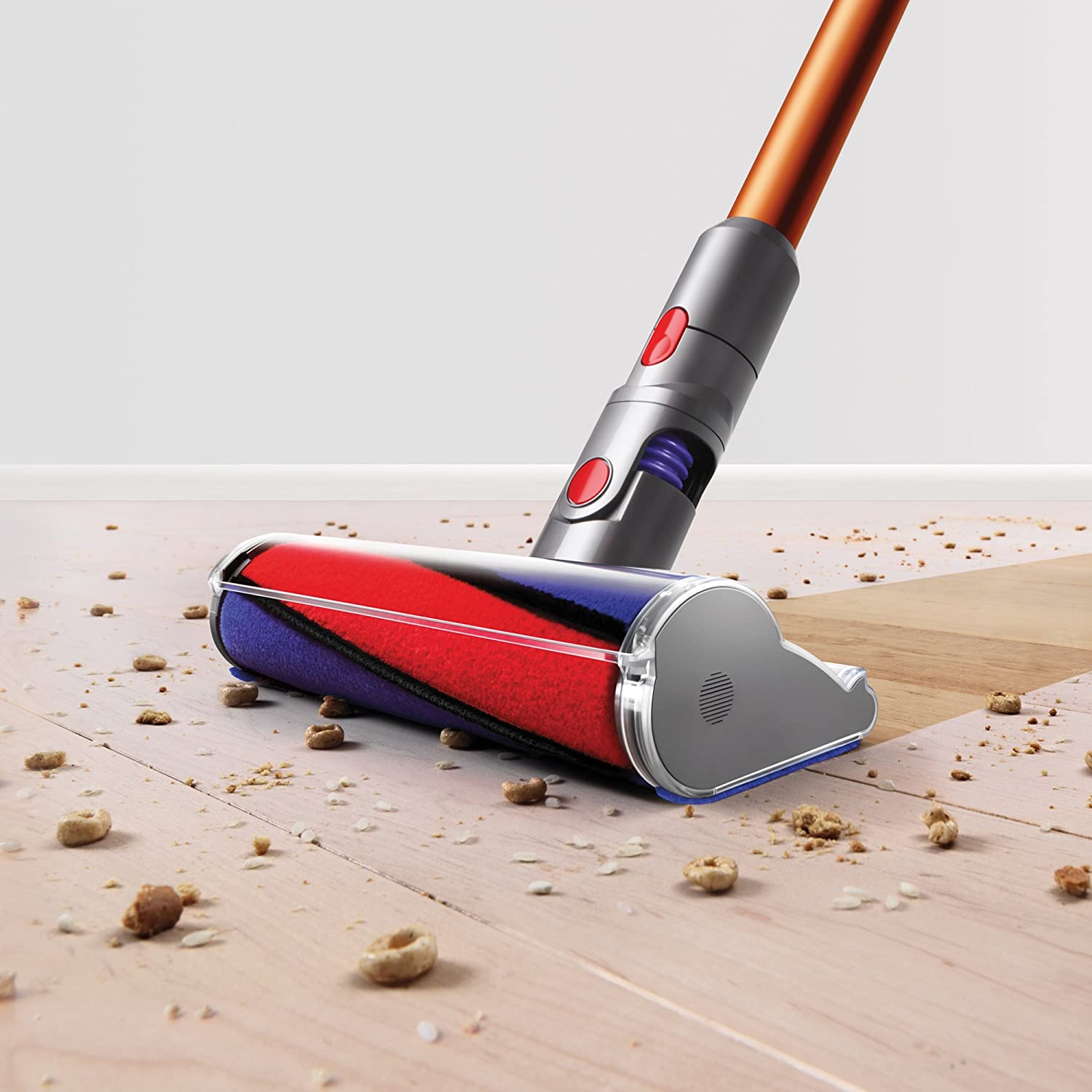Amazon.com - Dyson Cyclone V10 Absolute Lightweight Cordless Stick Vacuum Cleaner -