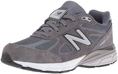 new balance infant shoes. new balance boys\u0027 kl990v4 running shoes, grey, 2 w us infant shoes n