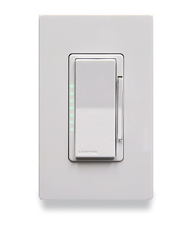 Leviton DL1KD-1BZ Lumina RF Full Phase 1000W Dimmer - - Amazon.com