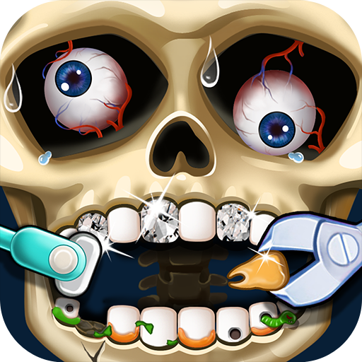 Scary Dentist- Crazy Monster Game!