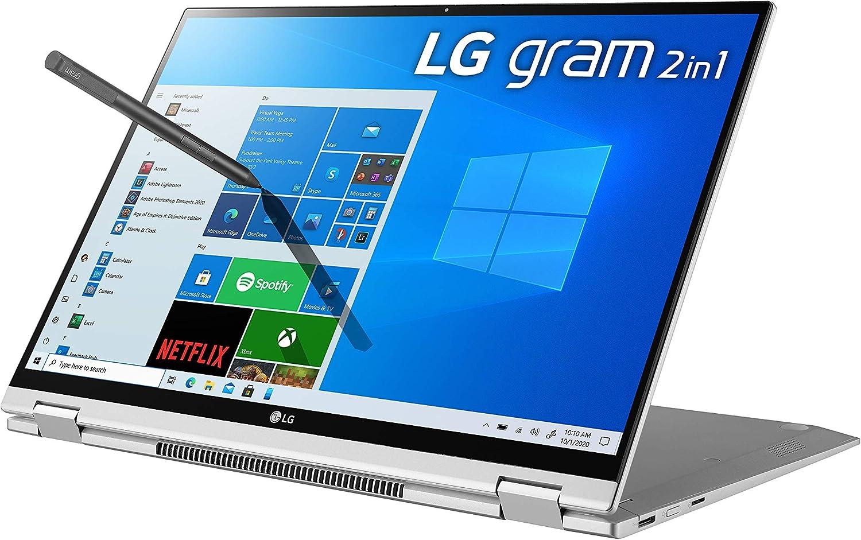 LG Gram 16 2-in-1 (16T90P)
