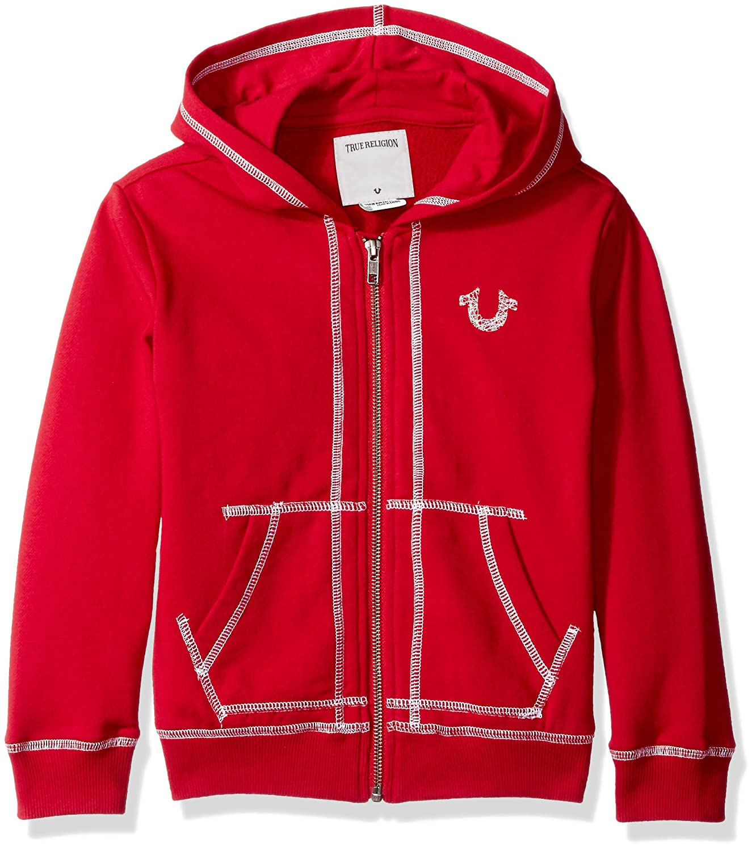0b9aa1e0a Amazon.com  True Religion Boys  French Terry Hoodie  Clothing