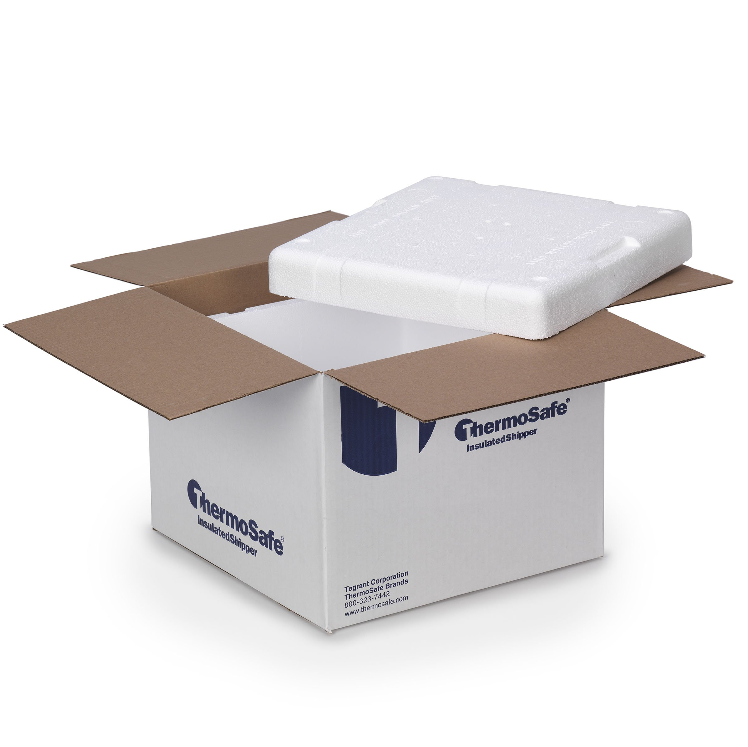 Thermosafe 413 Insulated Shippers (Case of 12)