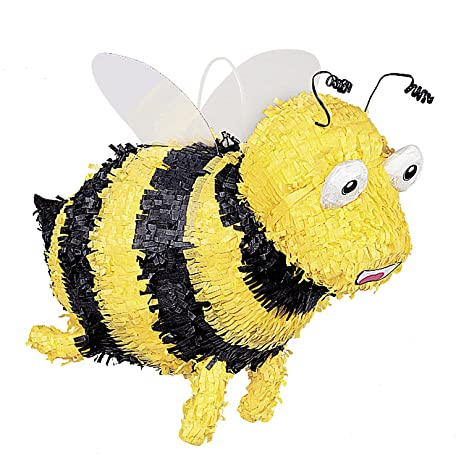Amazon Bumble Bee Pinata Childrens Pinatas Kitchen Dining