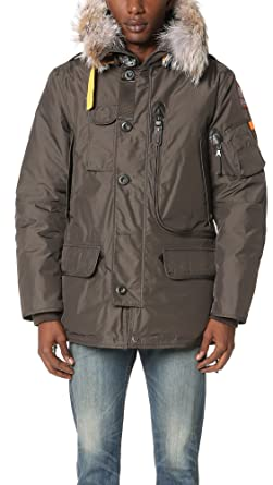 Parajumpers Men's Kodiak Parka, Bush, Large