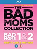 Bad Moms 1 & 2 [Blu-ray]