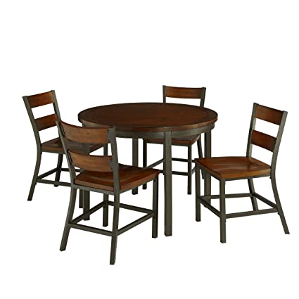 Home Styles 5411 308 Cabin Creek 5 Piece Dining Set