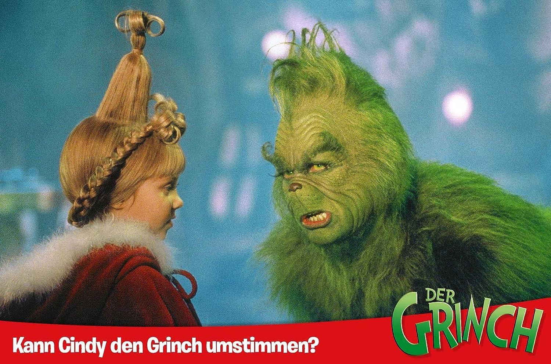 Grinch Nummer Deutsch