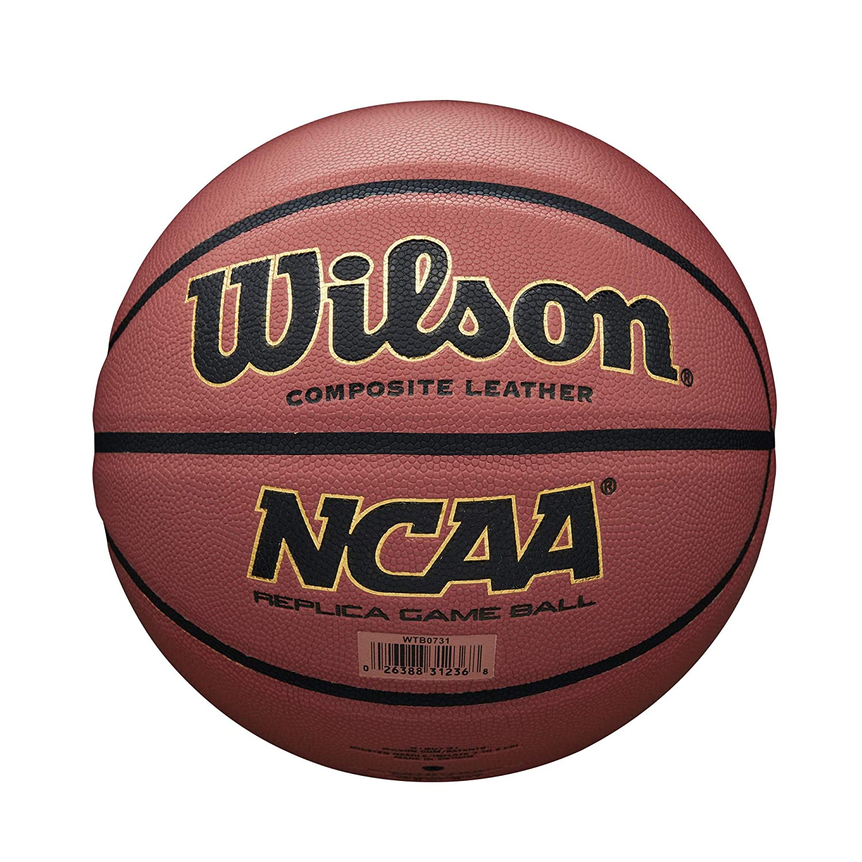 Wilson NCAA Replica Game Basketball c3cb3f37d9a44