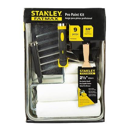STANLEY PTST03509 9-Piece FATMAX Home Paint Kit