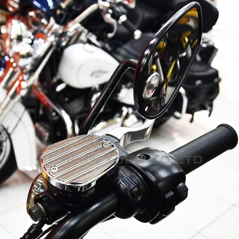 Transparent Purple Hose /& Stainless Green Banjos Pro Braking PBR9115-TPU-GRE Rear Braided Brake Line