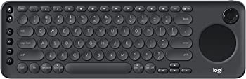 Logitech K600 TV - TV Keyboard with Integrated Touchpad and D-Pad