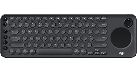 2c31a637b05 Logitech K600 TV - TV Keyboard with Integrated Touchpad and D-Pad only  $44.43
