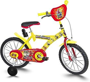 Ciclos roveco SuperWarrior, Bicicleta Niño, niño, 1956w Giallo ...