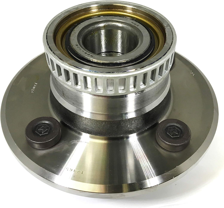 NSK 28BWK09 Wheel Bearing and Hub Assembly