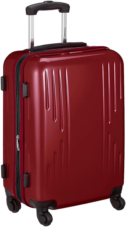 [ルコックスポルティフ] スーツケース ココキャリー  保証付 47L 59cm 3.6kg 36947 B075M533VY  ブラック/レッド