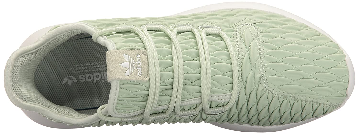 adidas Originals Women's Tubular Shadow Fashion US|Linen Sneakers B01HJ9IR3Q 6 M US|Linen Fashion Green Linen Green/White 0de66b