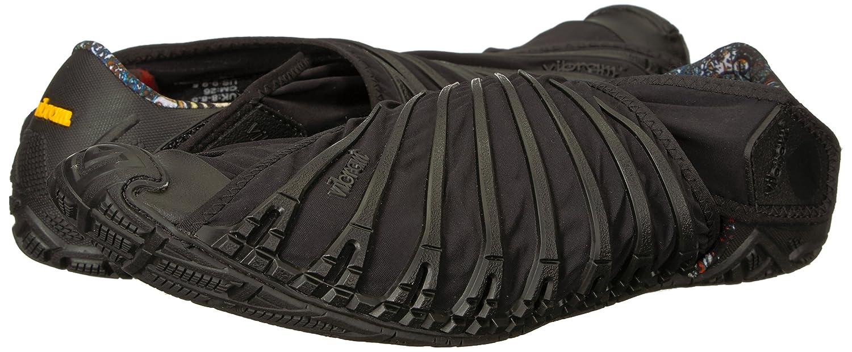 Vibram Women's Furoshiki Black Sneaker B071X925J2 36 EU/6 -6.5 M US B EU (36 EU/6 -6.5 US US)|Black