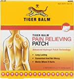Tiger Balm Pain Relieving Patch, 5 Count