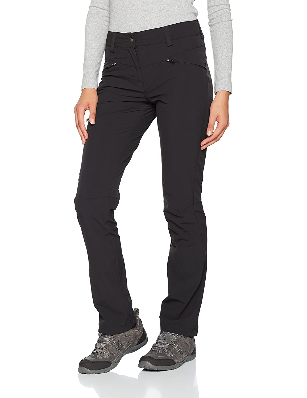 Noir (noir) 44 S Salomon Wayfarer W Pantalon Long, Femme