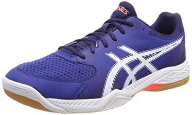 fbb91dab11ea ASICS Men s s Gel-Task Volleyball Shoes Blue  Amazon.co.uk  Shoes   Bags