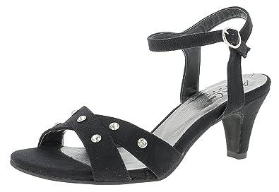 a8244e65536f Andrea Conti Damen Sandalette 1005346  Amazon.de  Schuhe   Handtaschen