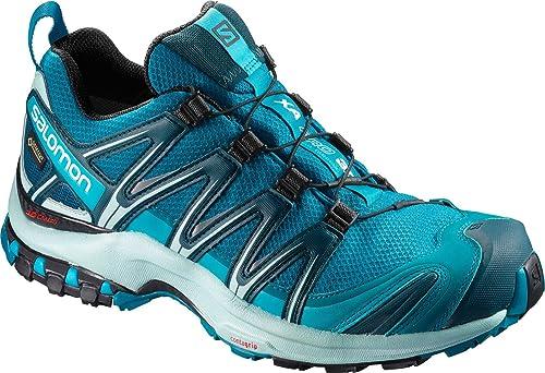 Salomon XA Pro 3D GTX, Calzado de Trail Running para Mujer: Amazon.es: Zapatos y complementos