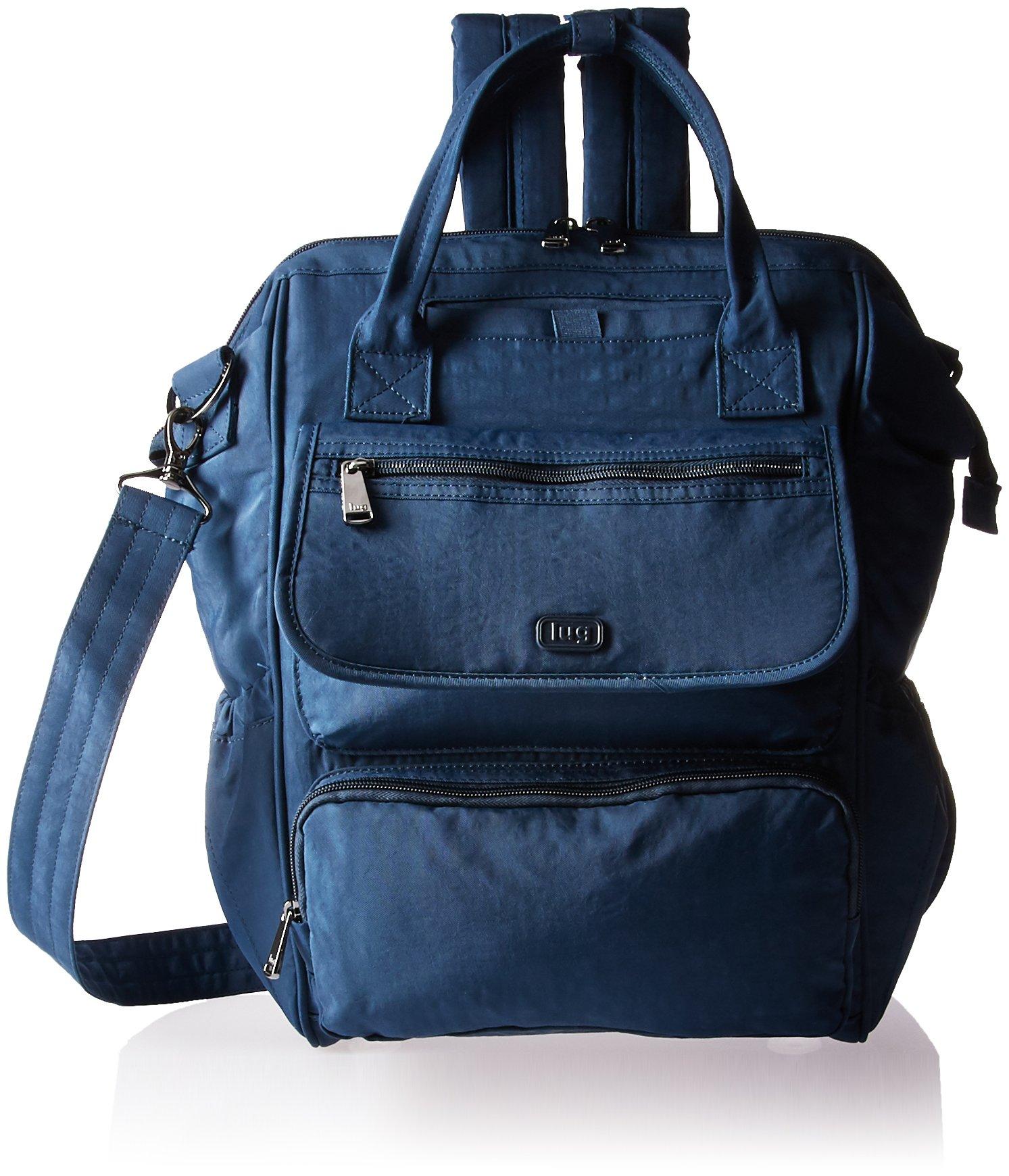 Lug Women's via Travel Tote, Navy Blue, One Size
