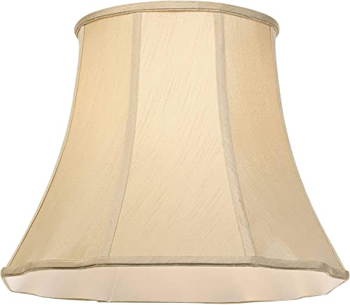 Imperial Taupe Curve Cut Corner Shade 11x18x15 Spider – Imperial Shade