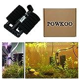 Powkoo Air Pump Sponge Filter Bio Filter for