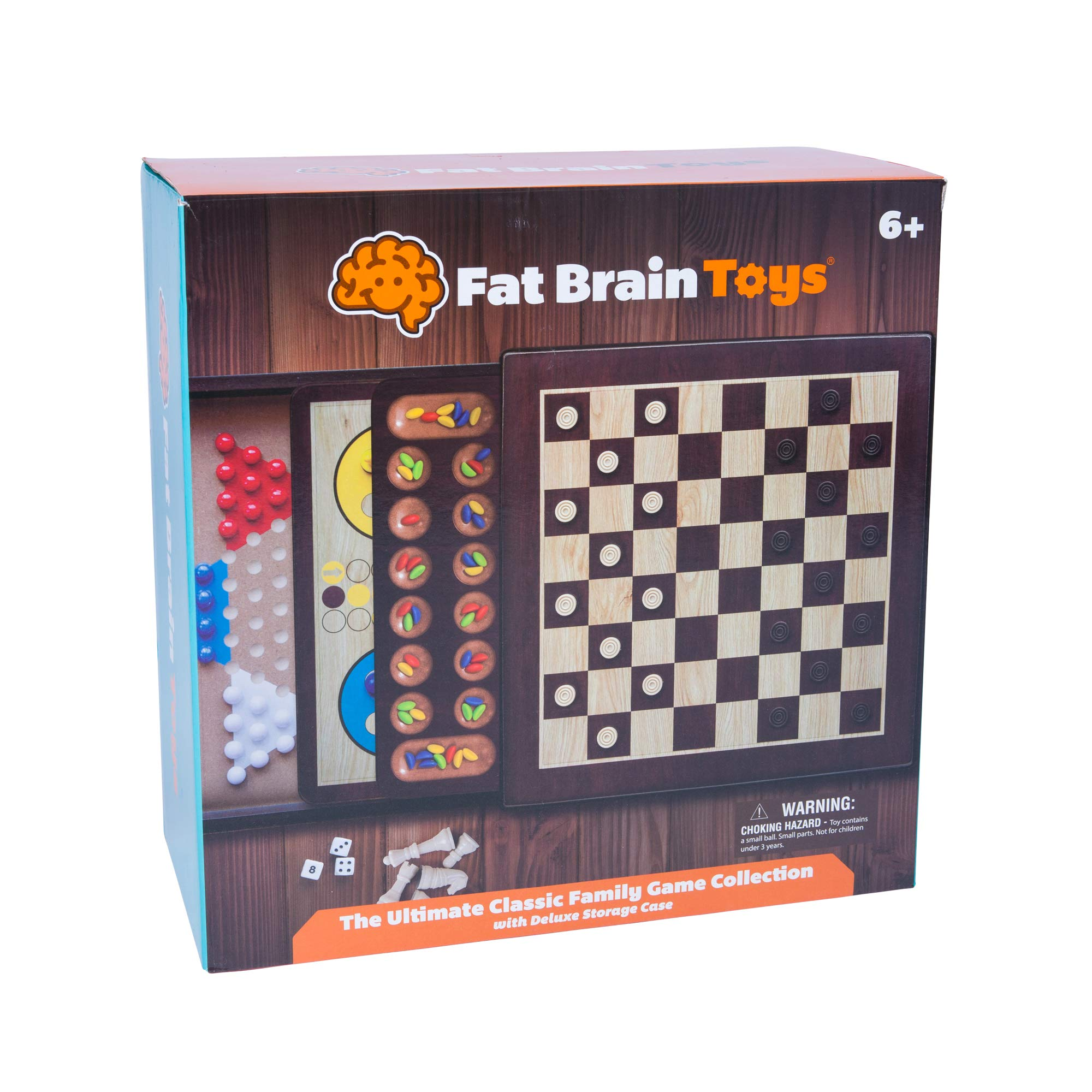 Fat Brain Toys The Ultimate Classic Fami Buy Online In Canada At Desertcart