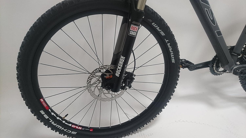 WST Quake 520 Bicicleta de montaña, Hombre, Gris, 27.5