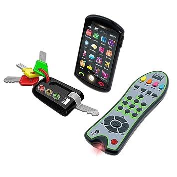 Amazon Com Kidz Delight Tech Too Tech Set Trio Baby Toys Baby