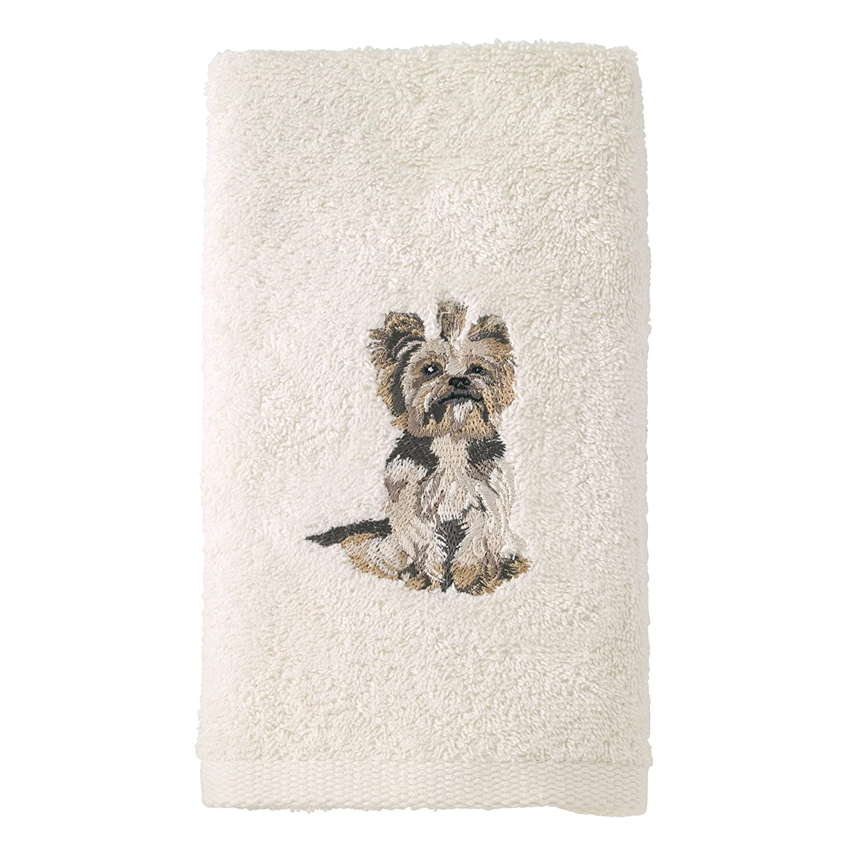 Avanti Linens 021552 YRK Yorkshire Hand Towel 2 Pack Ivory 2 Piece