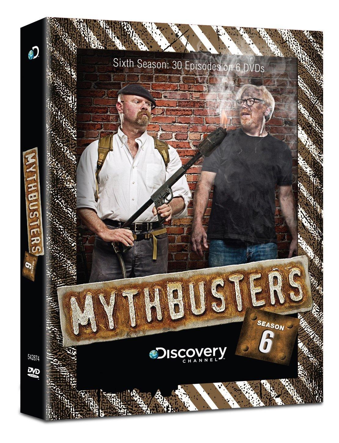 Mythbusters: Season 6