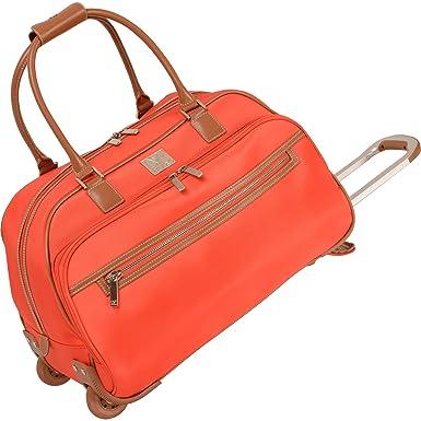 Amazon.com   Diane Von Furstenberg Luggage Private Jet II 20 Inch ...