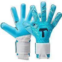 T1TAN Torwarthandschuhe für Erwachsene, Fußballhandschuhe Herren & Frauen Innennaht und 4mm Profi Grip - Diverse Größe und Farben