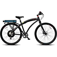 "ProdecoTech Phantom 400 Monoshock V6 Bicycle, 18""/One Size, Matte Black"